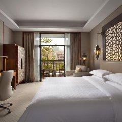 Отель Sheraton Qingyuan Lion Lake Resort комната для гостей фото 5