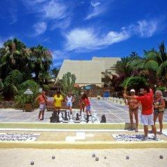 Отель Sol Fuerteventura Jandia Морро Жабле развлечения