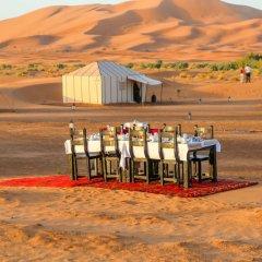 Отель Saharian Camp Марокко, Мерзуга - отзывы, цены и фото номеров - забронировать отель Saharian Camp онлайн помещение для мероприятий фото 2