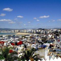 Отель Dar Chams Tanja Марокко, Танжер - отзывы, цены и фото номеров - забронировать отель Dar Chams Tanja онлайн балкон