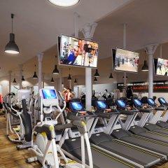 Отель Hostal Plaza Goya Bcn Барселона фитнесс-зал фото 2