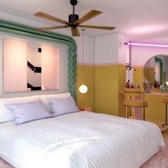Paradiso Ibiza Art Hotel - Adults Only комната для гостей