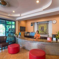 Отель Srisuksant Resort интерьер отеля фото 3