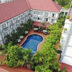 Sokha Roth Hotel in Siem Reap, Cambodia from 125$, photos, reviews - zenhotels.com balcony