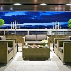 Hotel Villa Magna бассейн