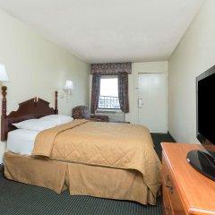 Отель Days Inn & Suites by Wyndham Vicksburg комната для гостей фото 4