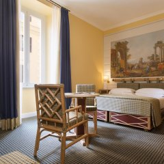 Hotel Victoria 4* Стандартный номер с различными типами кроватей фото 21