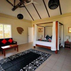 Отель Blue Lagoon Beach Resort Фиджи, Матаялеву - отзывы, цены и фото номеров - забронировать отель Blue Lagoon Beach Resort онлайн комната для гостей фото 4