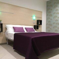 Centrale Hotel Сиракуза сейф в номере