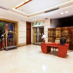 Отель South Union Hotel Китай, Шэньчжэнь - отзывы, цены и фото номеров - забронировать отель South Union Hotel онлайн интерьер отеля
