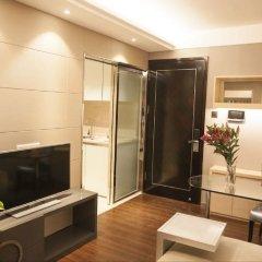 Отель Shenzhen U- Home Apartment Binhe Times Китай, Шэньчжэнь - отзывы, цены и фото номеров - забронировать отель Shenzhen U- Home Apartment Binhe Times онлайн комната для гостей