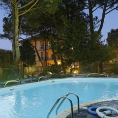 Отель Villa Adriana Монтероссо-аль-Маре бассейн фото 2
