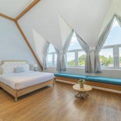Отель Dalat De Charme Village Resort Далат удобства в номере