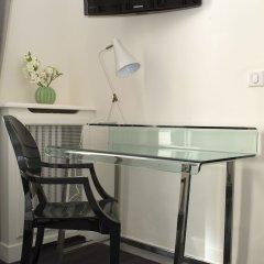 Отель Hôtel Des Batignolles Франция, Париж - 10 отзывов об отеле, цены и фото номеров - забронировать отель Hôtel Des Batignolles онлайн удобства в номере фото 2