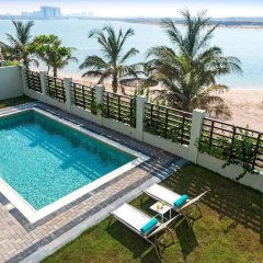 Отель Jannah Resort & Villas Ras Al Khaimah бассейн фото 3