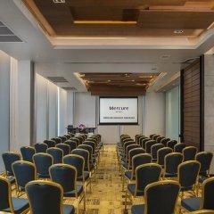 Отель Mercure Bangkok Makkasan Бангкок помещение для мероприятий фото 2