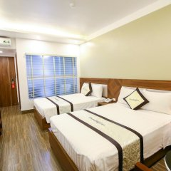 Halong Delight Hotel комната для гостей фото 2