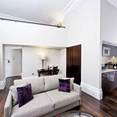 Отель Fraser Suites Queens Gate Великобритания, Лондон - отзывы, цены и фото номеров - забронировать отель Fraser Suites Queens Gate онлайн комната для гостей фото 3