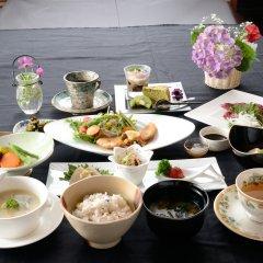 Отель Iyashi no Sato Rakushinkan Кикуйо питание фото 3