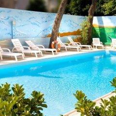 Hotel Regina Elena 57 & Oro Bianco Spa бассейн фото 3