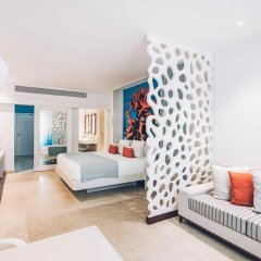 Отель Coral Level at Iberostar Selection Cancun комната для гостей фото 5