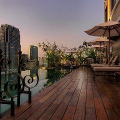 Отель Muse Bangkok Langsuan - Mgallery Collection Бангкок бассейн фото 3