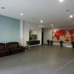 Shanghai Institute of Foreign Trade International Exchange Center Hotel интерьер отеля фото 3