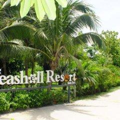 Отель Seashell Resort Koh Tao парковка