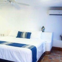 Отель Playa Conchas Chinas Пуэрто-Вальярта комната для гостей фото 4