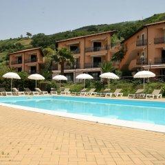 Отель Residence Pietre Bianche Пиццо бассейн фото 2