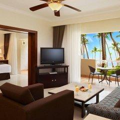 Отель Dreams Palm Beach Punta Cana - Luxury All Inclusive Доминикана, Пунта Кана - отзывы, цены и фото номеров - забронировать отель Dreams Palm Beach Punta Cana - Luxury All Inclusive онлайн комната для гостей фото 3