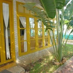 Отель Preeburan Resort пляж