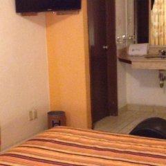 Hotel Marsella Мехико ванная
