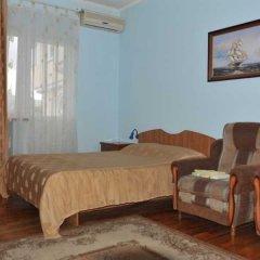 Гостиница У Бочарова Ручья комната для гостей