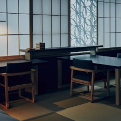 Отель Hoshinoya Tokyo Токио гостиничный бар