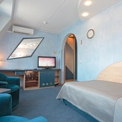 Гостиница Лефортово комната для гостей фото 6