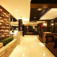 Отель IDYLL Паттайя интерьер отеля