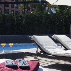 Отель Nuevo Boston Мадрид бассейн фото 2