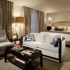 Отель Rosewood Hotel Georgia Канада, Ванкувер - отзывы, цены и фото номеров - забронировать отель Rosewood Hotel Georgia онлайн комната для гостей фото 2