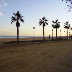 Отель Canet Beach пляж фото 2