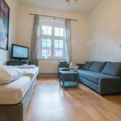 Апартаменты Tolstov-Hotels Big 2 Room City Apartment комната для гостей фото 4