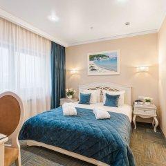 Гостиница Ривьера комната для гостей фото 6