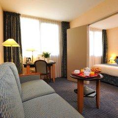 Отель Best Western Crequi Lyon Part Dieu комната для гостей фото 4