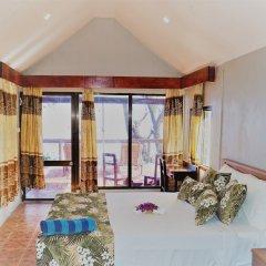 Отель Namolevu Beach Bures комната для гостей фото 4