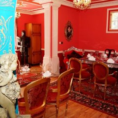 Отель Rezidence Zámeček Чехия, Франтишкови-Лазне - отзывы, цены и фото номеров - забронировать отель Rezidence Zámeček онлайн помещение для мероприятий фото 2