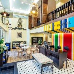 Vivit Hostel Bangkok интерьер отеля фото 4