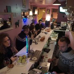 Chilloutlya Hostel&Bar питание
