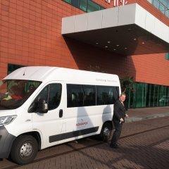 Отель Movenpick City Centre Амстердам городской автобус