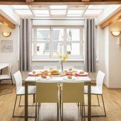 Апартаменты Hybernska Apartments питание