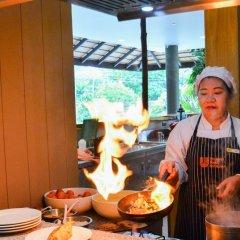 Отель Andaman Cannacia Resort & Spa Таиланд, пляж Ката - 1 отзыв об отеле, цены и фото номеров - забронировать отель Andaman Cannacia Resort & Spa онлайн питание фото 3